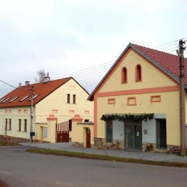 Půdní vestavba do obytného stavení v Chotilsku