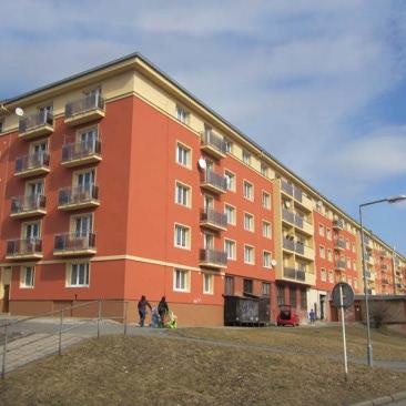 Zateplení bytových domů Příbram VII.
